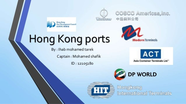 hong kong international terminals swot