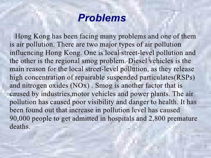 the issue of smoking in hong kong Predictors of intention to quit smoking in hong kong secondary school children predictors of intention to quit smoking in 80% 8 in hong kong, smoking is.