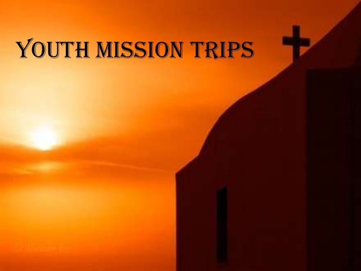Youth Mission Trips