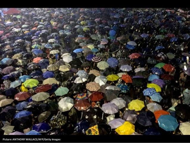 "Hong Kong's ""Umbrella Revolution"" Slide 3"