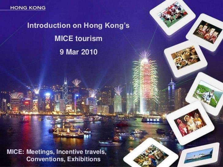 hongkong tourism, Modern powerpoint