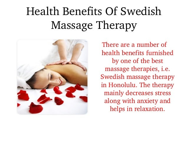 massage benefits health n .