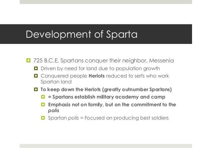 Polis Of Sparta Essay