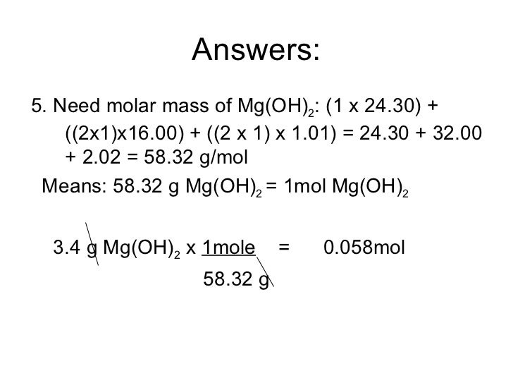 Honors1011 molar mass and percent composition 28 urtaz Gallery