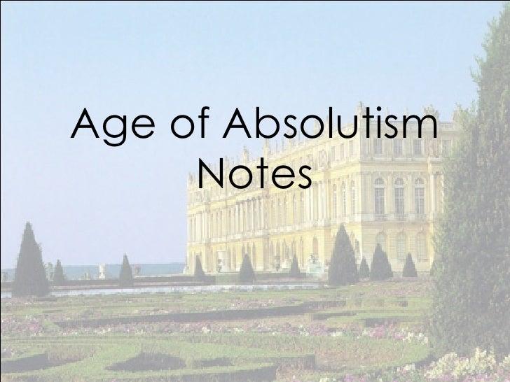Essay On Age Of Absolutism Homework Academic Service Vmhomeworkjeud