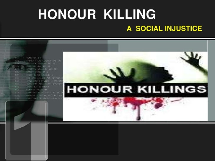 essay honor killing An honor killing or honour killing (also called a customary killing) is the murder of a member of a family or social group by other members, due to the belief of the.