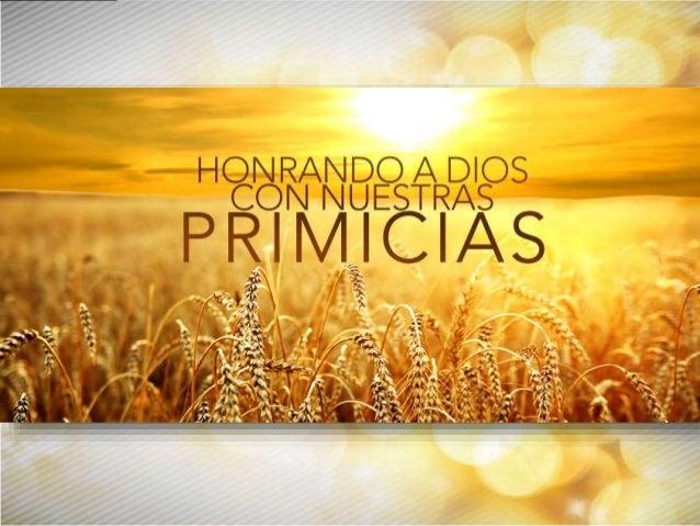1 Cuando hayas entrado en la tierra que Jehová tu Dios te da por herencia, y tomes posesión de ella y la habites, 2 entonc...