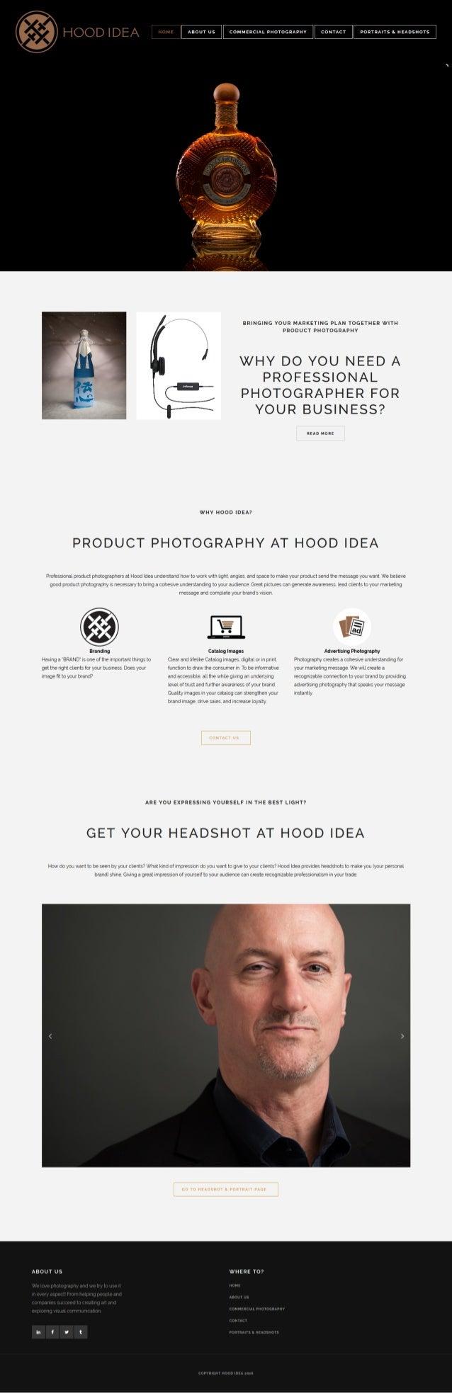Best Professional Headshot Photographer Portland