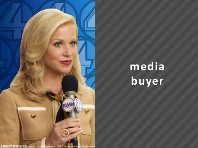 media buyer