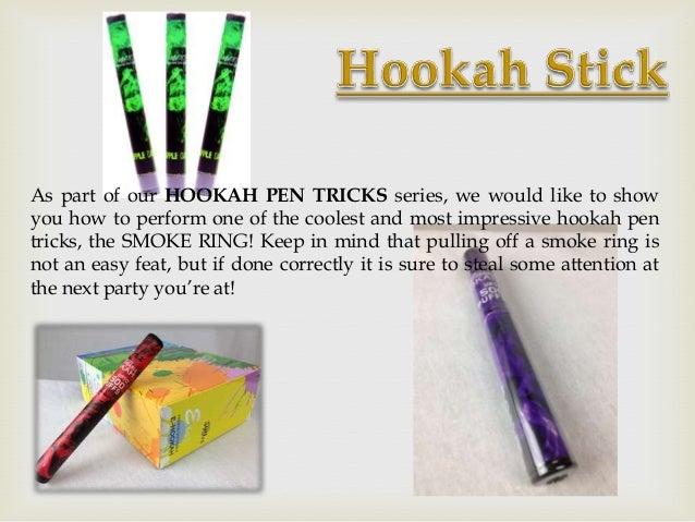 hookah stick