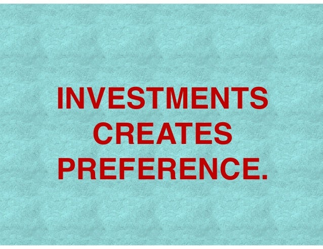 As we invest, we seek to be   consistent with our past behaviors.  Group 1 Group 2    Source: Freedman & ...
