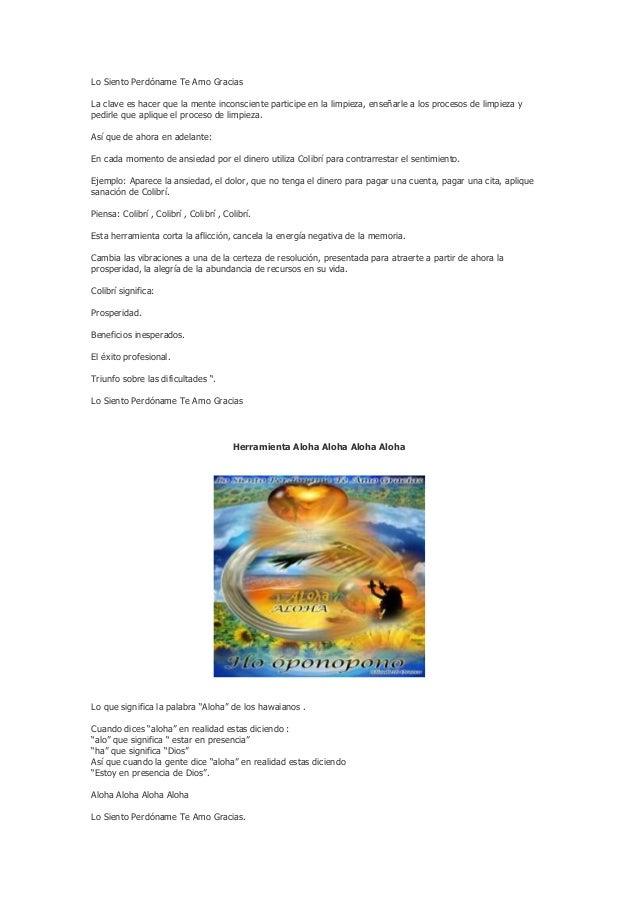 ho oponopono libro descargar gratis pdf