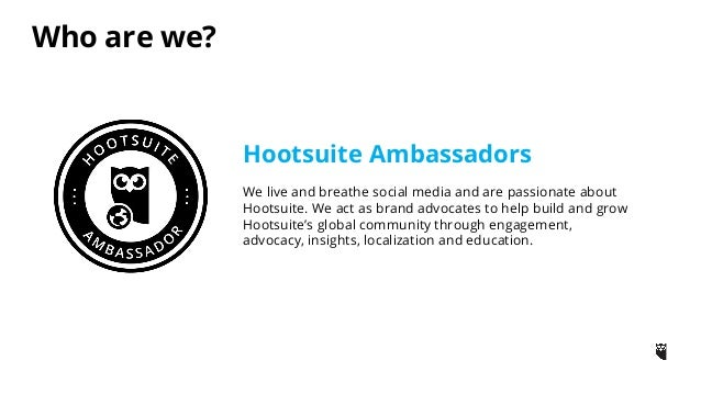 Hootsuite Ambassador Yearbook 2016 Slide 3