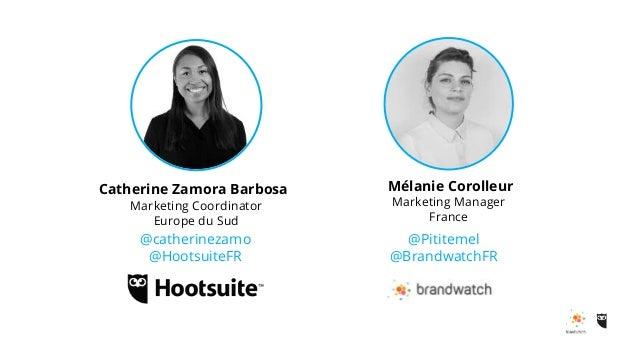 Social Selling: Comment des opportunités commerciales au travers des médias sociaux Slide 2