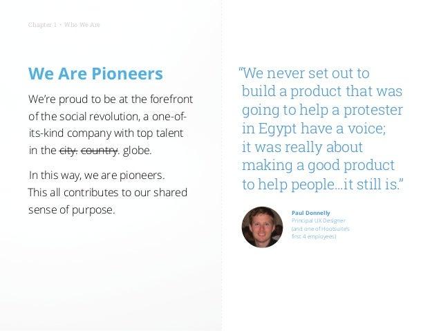 Hootsuite's Manifesto: Building a Social Revolution