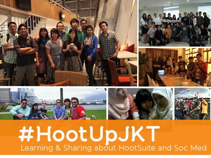 #HootUpJKTLearning & Sharing about HootSuite and Soc Med