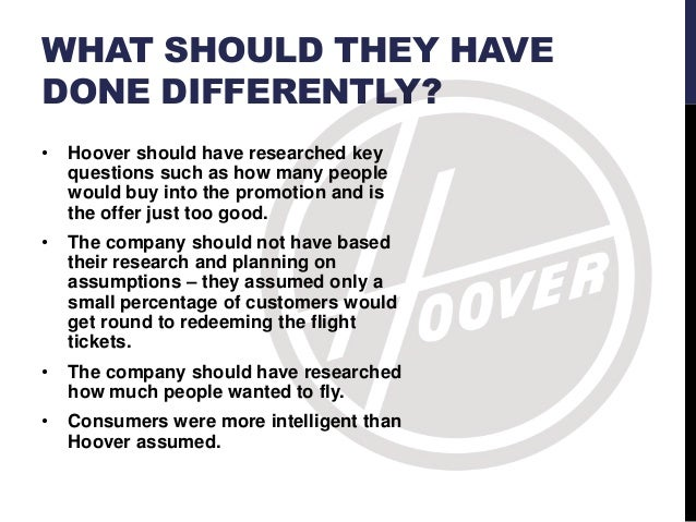 hoover flights fiasco Trading standards officers wednesday ruled out taking legal against electrical manufacturer hoover over a free-flights deal that ran into trouble when too.