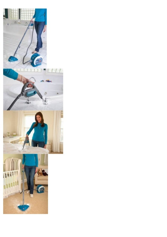 Hoover Twin Tank Disinfecting Canister Steam Cleaner Wh20300