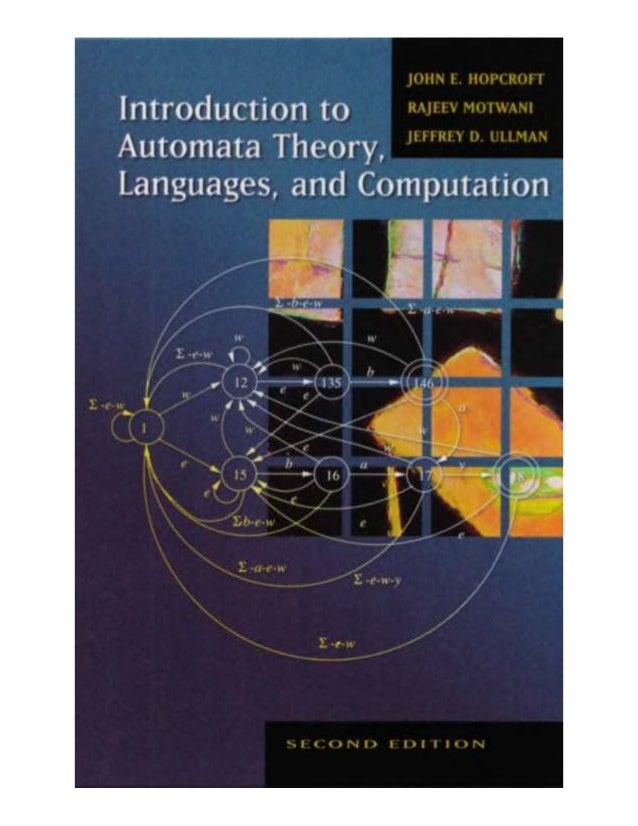 Ebook theory ullman computation of