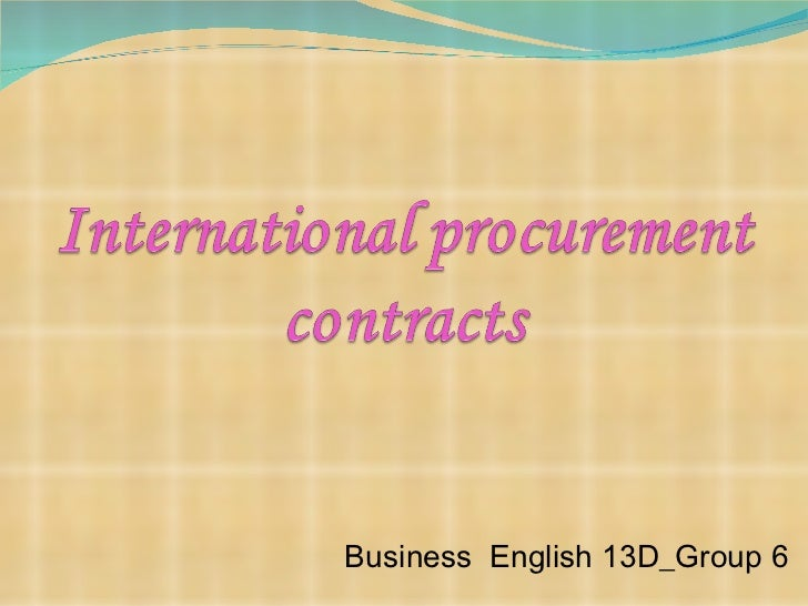 Business English 13D_Group 6