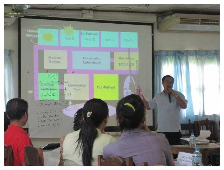 Hope - Hospital Preparedness for Emergencies - Attapeu, Lao PDR (August 2011)