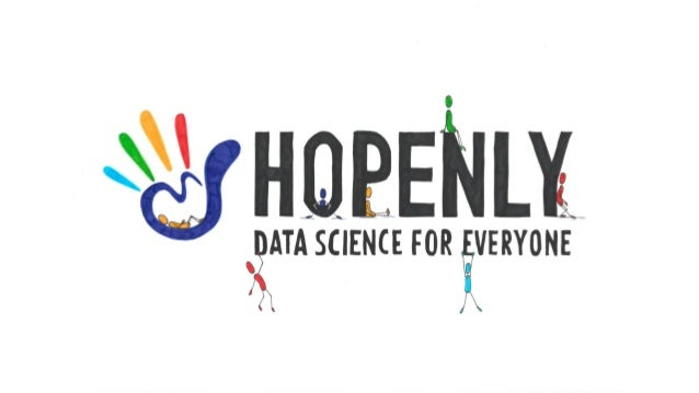 Hopenly | Data Science for everyone