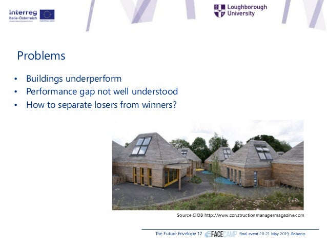"Christina Hopfe, Loughborough University (UK) ""Addressing uncertainties in simulating and monitoring wall constructions"" Slide 2"
