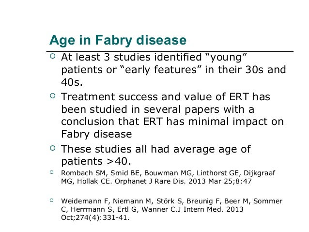 Fabry disease: What you need to know