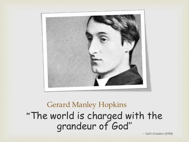 gerard manley hopkins spring essay Gerard manley hopkins homework help questions write the summary and analysis of the poem spring by gerard manley hopkins summary: hopkin's poem focuses on the radiance of the spring season.