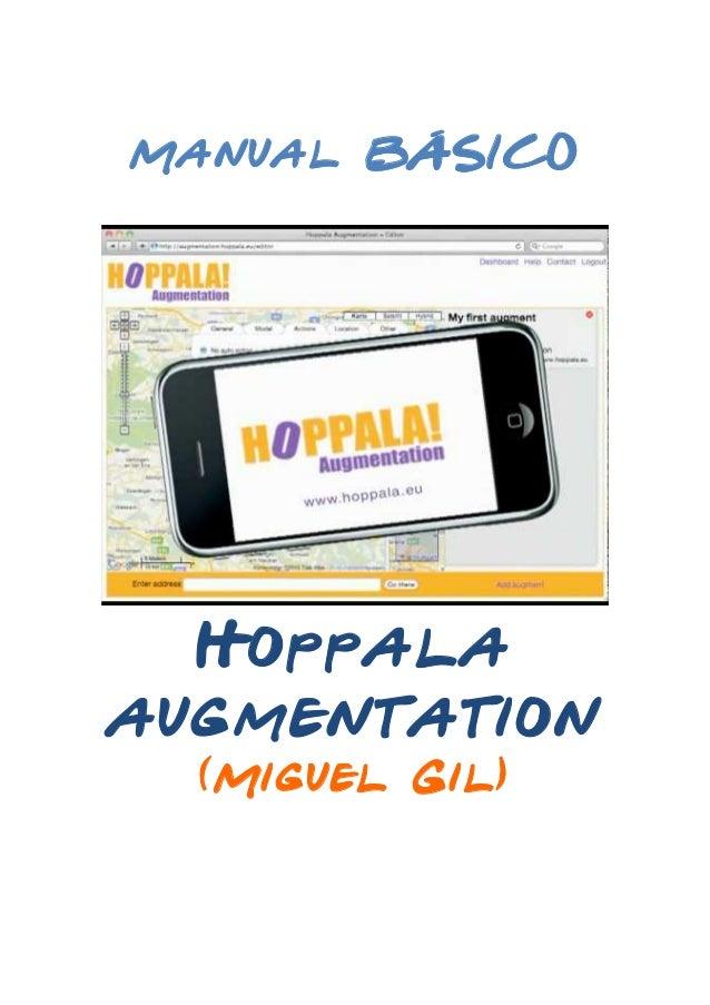 Manual BÁSICO  Hoppala augmentation (Miguel Gil)