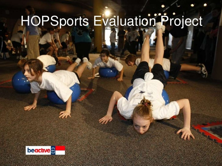 HOPSports Evaluation Project<br />