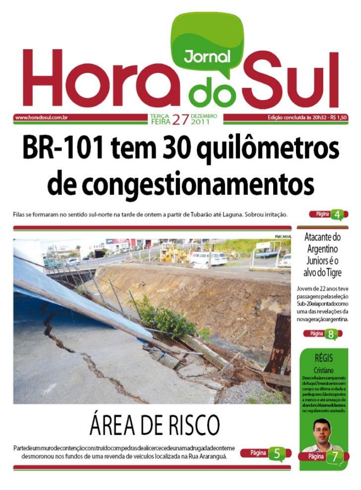 Hora dosul 27/12/2011