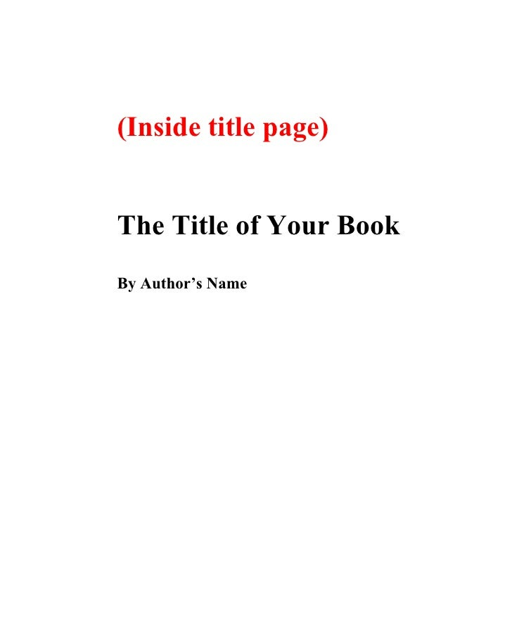 Copyright Page Template. copyright notice 32 free samples examples ...