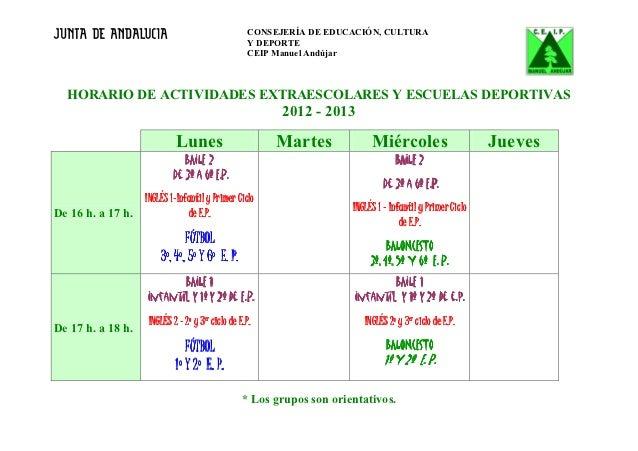 CO SEJERÍA DE EDUCACIÓ , CULTURA                                                  Y DEPORTE                               ...