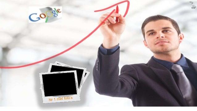Technisch - Afbeeldingen                       • Afbeeldingen zijn lastige materie in SEOGoogle:Dit is een tasEn dit is ee...