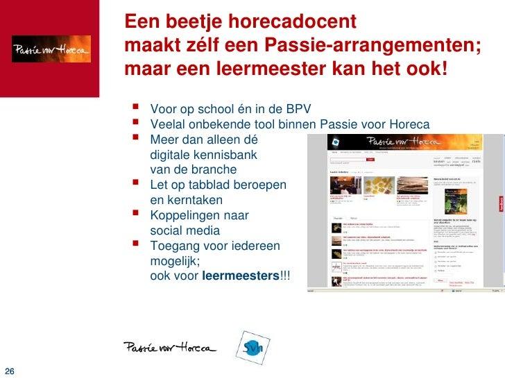 Arrangement importeren?<br />Probeer deze! http://passie.horeca.nl/18875.html<br />