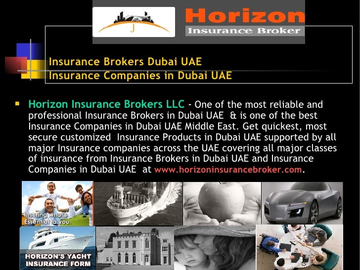 Horizon Insurance Brokers LLC - Premier Insurance Brokers in