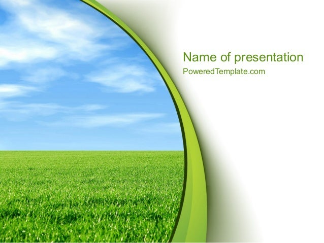 horizon powerpoint template