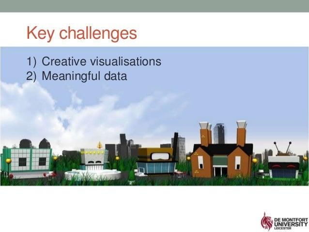 creative visualisation Healthy buildings = happy animals