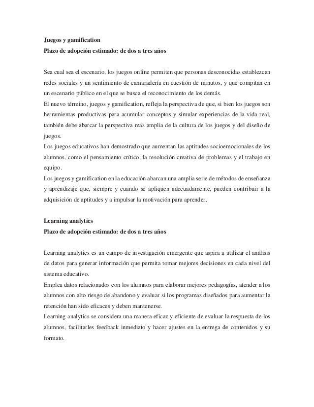 horizon report 2013 resumen