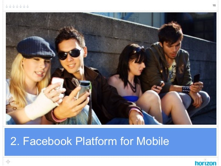 162. Facebook Platform for Mobile