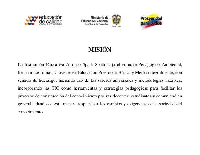 Horizonte institucional Slide 3
