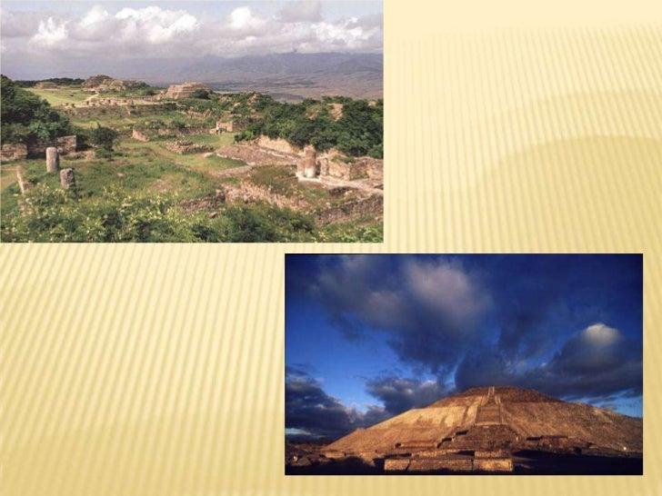 Aparecen Ciudades-Estado con organización dispersa como en la zona Maya y centralizada como en Teotihuacan<br />La arquite...