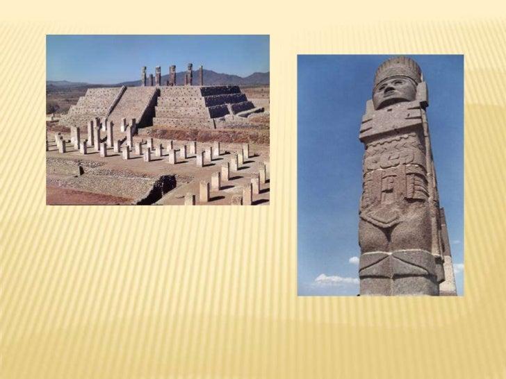 POSCLÁSICO TEMPRANO<br />La caída definitiva de las ciudades del Clásico<br />Sobresale la hegemonía Tolteca<br />Los movi...