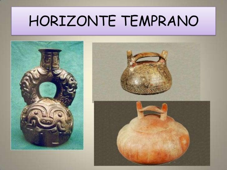 HORIZONTE TEMPRANO
