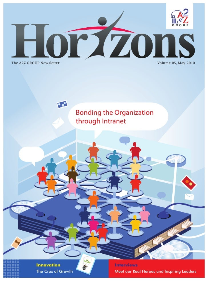 The A2Z GROUP Newsletter                              Volume 05, May 2010                 Innovation           Interviews ...