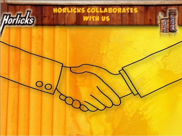 Horlicks COLLABORATES WITH US