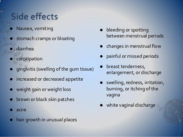Hormonal Contraceptives