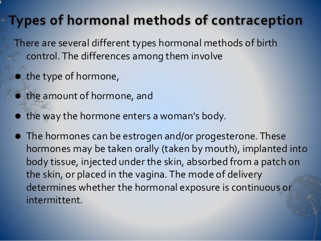 10 Non-Hormonal Birth Control Methods | Prevention