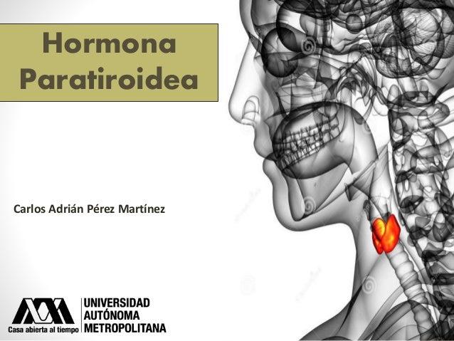 Alteraciones de la Glandula Paratiroidea (hiperparatiroidismo e hipop…